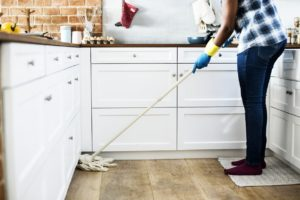 A little bit of cleaning could help you sleep better