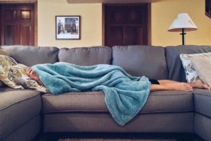 Could that weekend lie in help you live longer?