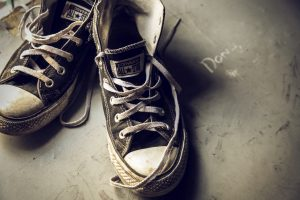 Should you take your shoes into your bedroom?