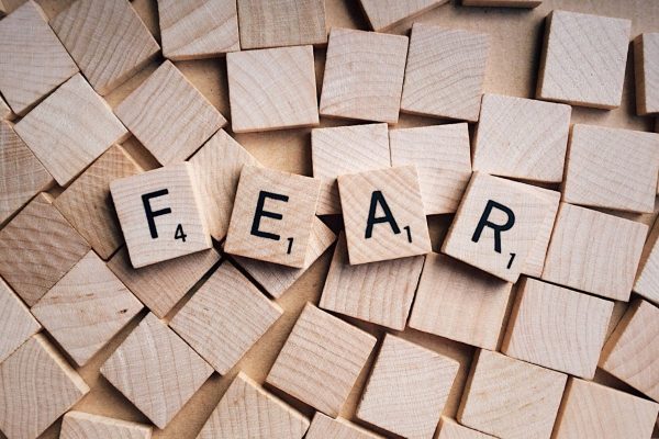 Get rid of fear – start here
