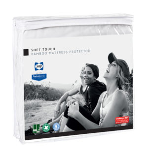 Soft Touch Bamboo Mattress Protector