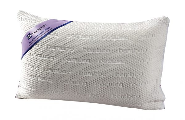 my comfort memory pillow