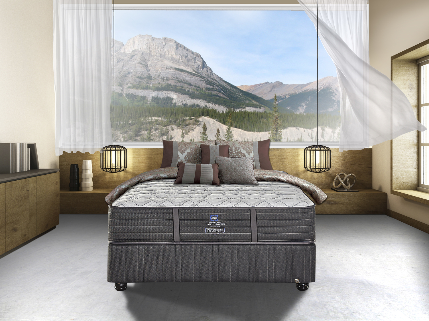 Luxury Mattresses & Beds