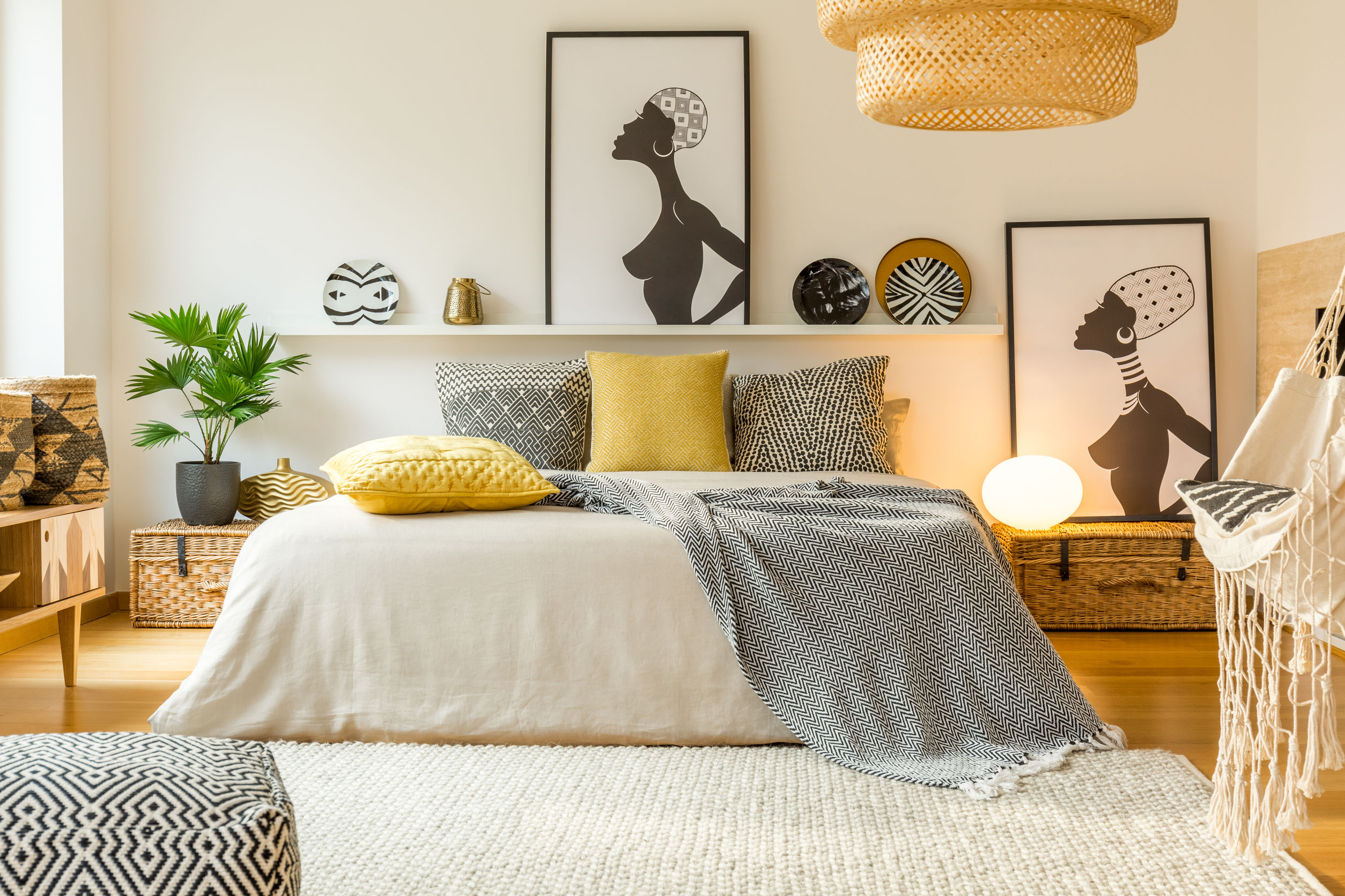 Bedroom trends 2020