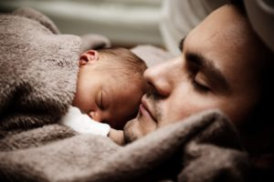 Are you a sleep deprived new parent? Read this